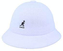 Tropic Ventair Snipe White Bucket - Kangol