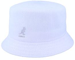 Tropic Bin White Bucket - Kangol