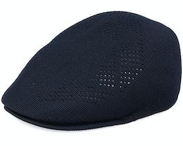 Neo Geo 507 Black Flat Cap - Kangol