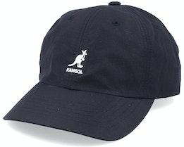 Wr Nylon Baseball Black Adjustable - Kangol