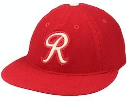 Seattle Rainers Statesman Red Strapback - American Needle