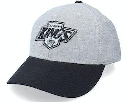 Los Angeles Kings Ball Game Grey/Black Adjustable - American Needle