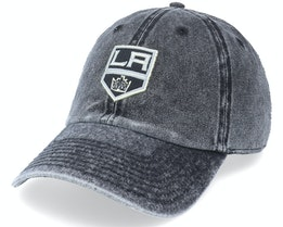 Los Angeles Kings Elston Black Dad Cap - American Needle