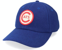 Fort Worth Cats Archive Legend Royal Dad Cap - American Needle