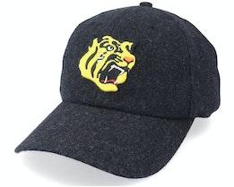 Hanshin Tigers Archive Legend Black Dad Cap - American Needle
