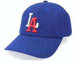 Los Angeles Angels Archive Legend Royal Dad Cap - American Needle