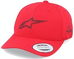 Ageless Velo Tech Red Adjustable - Alpinestars
