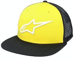 Corp Gold/Black Trucker - Alpinestars