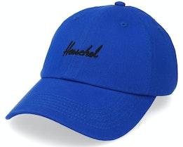 Kids Sylas Surf the Web/Black Adjustable - Herschel
