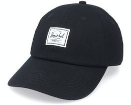 Sylas Classic Logo Black Dad Cap - Herschel