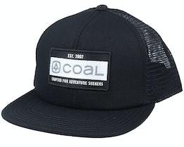 Vernon Black Trucker - Coal