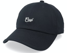 Pines Cap Black Dad Cap - Coal