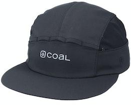 Deep River Cap Black 5-Panel - Coal