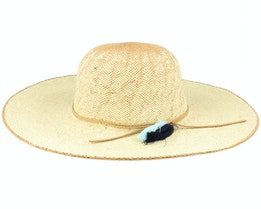 Alecan Paper Natural Sun Hat - Barts