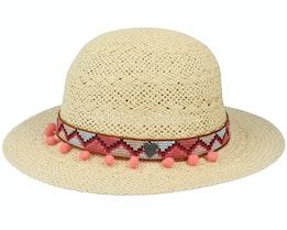 Kids Butterfly Hat Wheat Straw Hat - Barts