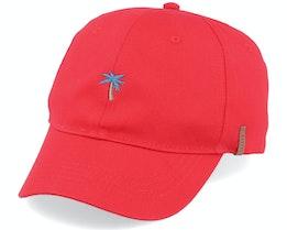 Posse Cap Red Adjustable - Barts