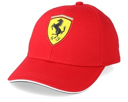 Kids Scuderia Ferrari Classic Red Adjustable - Formula One