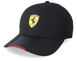 Scuderia Ferrari Scudetto Black/Carbon Adjustable - Formula One