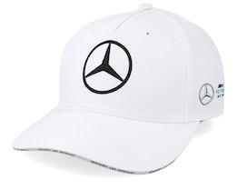 Mercedes AMG Petronas Team White Adjustable - Formula One