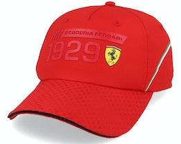 Ferrari Fw Infographic Bb Red Adjustable - Formula One