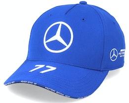 Mercedes Bottas Driver Baseball Blue/White Adjustable - Formula One