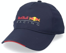Kids Red Bull Rbr Fw Classic Cap Navy Adjustable - Formula One