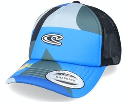 Bm Cap Grey Aop W/Blue Trucker - O'Neill