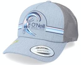 Bm  Cap Silver Melee Trucker - O'Neill