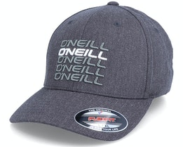 Baseball Cap Dark Grey Melee Flexfit - O'Neill