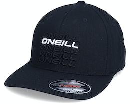 Baseball Cap Black Out Flexfit - O'Neill