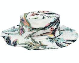 Bw Bucket White Aop W/Green Sun Hat - O'Neill