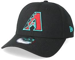 Arizona Diamondbacks League Essential Black Adjustable - New Era