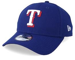 Texas Rangers The League Blue Adjustable - New Era