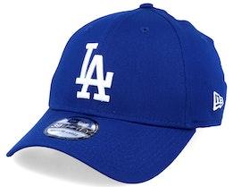 Los Angeles Dodgers League Essential 39Thirty Blue/White Flexfit - New Era