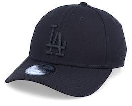 Los Angeles Dodgers League Essential 39Thirty Black/Black Flexfit - New Era