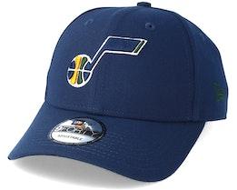 Utah Jazz The League Navy Adjustable - New Era