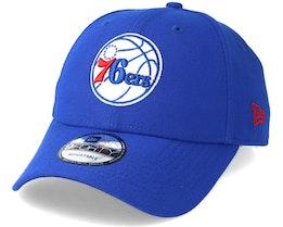 Philadelphia 76ers The League Blue Adjustable - New Era