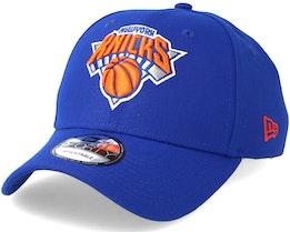 New York Knicks The League Blue Adjustable - New Era