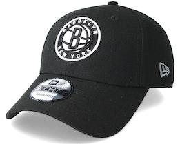 Brooklyn Nets The League Black Adjustable - New Era