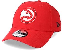 Atlanta Hawks The League Red Adjustable - New Era