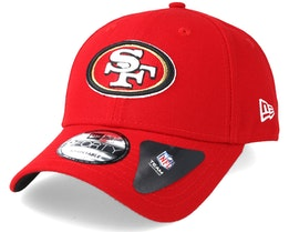 San Francisco 49ers The League Red Adjustable - New Era