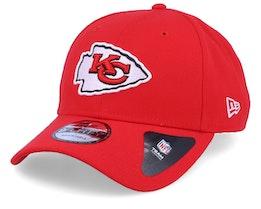 Kansas City Chiefs The League Team 940 Adjustable - New Era