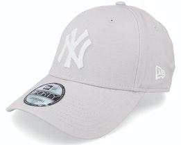 NY Yankees 940 Basic Grey - New Era