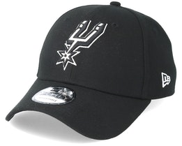 San Antonio Spurs The League 9Forty Black Adjustable - New Era