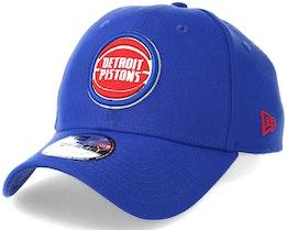 Detroit Pistons Detroit Pistons The League 9Forty Blue Adjustable - New Era