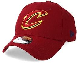Cleveland Cavaliers The League 9Fifty Adjustable Cardinal - New Era