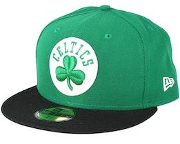 Boston Celtics Basic Green 59Fifty Fitted - New Era