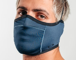 Mask Fitted Universal Blue Face Mask - Oakley