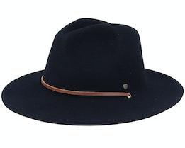 Field Hat Black Fedora - Brixton