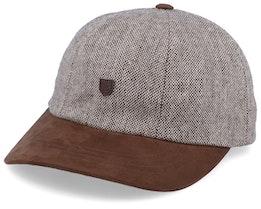B-Shield III Brown Tweed Adjustable - Brixton